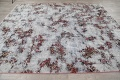 Muted Bakhtiari Persian Hand-Knotted 8x10 Wool Distressed Area Rug image 13
