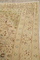 Muted Tabriz Persian Hand-Knotted 10x12 Wool Distressed Area Rug image 13