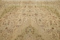 Muted Tabriz Persian Hand-Knotted 10x12 Wool Distressed Area Rug image 12