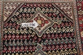 Antique Sultanabad Persian Runner Rug 3x12 image 11