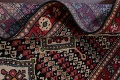 Antique Sultanabad Persian Runner Rug 3x12 image 17