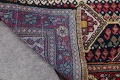 Antique Sultanabad Persian Runner Rug 3x12 image 21