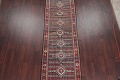 Antique Sultanabad Persian Runner Rug 3x12 image 3