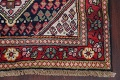 Antique Sultanabad Persian Runner Rug 3x12 image 6