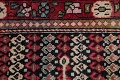 Antique Sultanabad Persian Runner Rug 3x12 image 7
