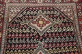 Antique Sultanabad Persian Runner Rug 3x12 image 13