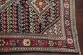 Antique Sultanabad Persian Runner Rug 3x12 image 14