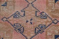 Antique Muted Distressed Malayer Persian Runner Rug 4x11 image 8