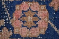 Antique Muted Distressed Malayer Persian Runner Rug 4x11 image 7