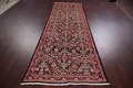 Antique  Sultanabad Persian Runner Rug 3x10 image 15