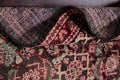 Antique  Sultanabad Persian Runner Rug 3x10 image 16
