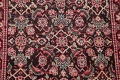 Antique  Sultanabad Persian Runner Rug 3x10 image 4