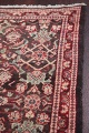 Antique  Sultanabad Persian Runner Rug 3x10 image 13