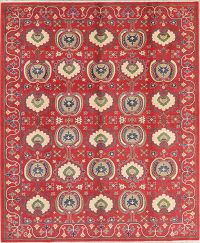 Art & Craft Kazak-Chechen Oriental Area Rug 8x10