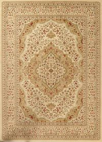Floral Classic Turkish Oriental Area Rug 8x11
