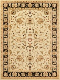 Floral Classic Turkish Oriental Area Rug 8x10
