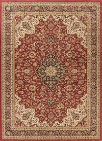 Traditional Floral Red Turkish Oriental Area Rug 8x11