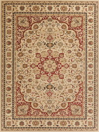 Floral Agra Turkish Oriental Area Rug 8x10