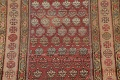 Pre-1900 Antique Vegetable Dye Malayer Persian Rug 3x8 image 4