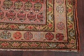 Pre-1900 Antique Vegetable Dye Malayer Persian Rug 3x8 image 5