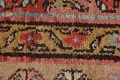 Pre-1900 Antique Vegetable Dye Malayer Persian Rug 3x8 image 10