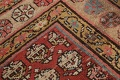 Pre-1900 Antique Vegetable Dye Malayer Persian Rug 3x8 image 11