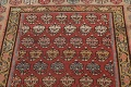 Pre-1900 Antique Vegetable Dye Malayer Persian Rug 3x8 image 14