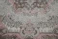 Antique Muted Distressed Aubusson Oriental Area Rug 6x10 image 12