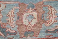 Palace Size Pre-1900 Antique Sultanabad Persian Rug 14x24 image 9