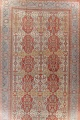 Palace Size Pre-1900 Antique Sultanabad Persian Rug 14x24 image 1