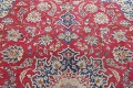 Floral Red Najafabad Persian Area Rug 8x13 image 17