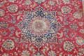 Floral Red Najafabad Persian Area Rug 8x13 image 4