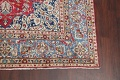 Floral Red Najafabad Persian Area Rug 8x13 image 5