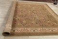All-Over Floral Agra Turkish Area Rugs image 15