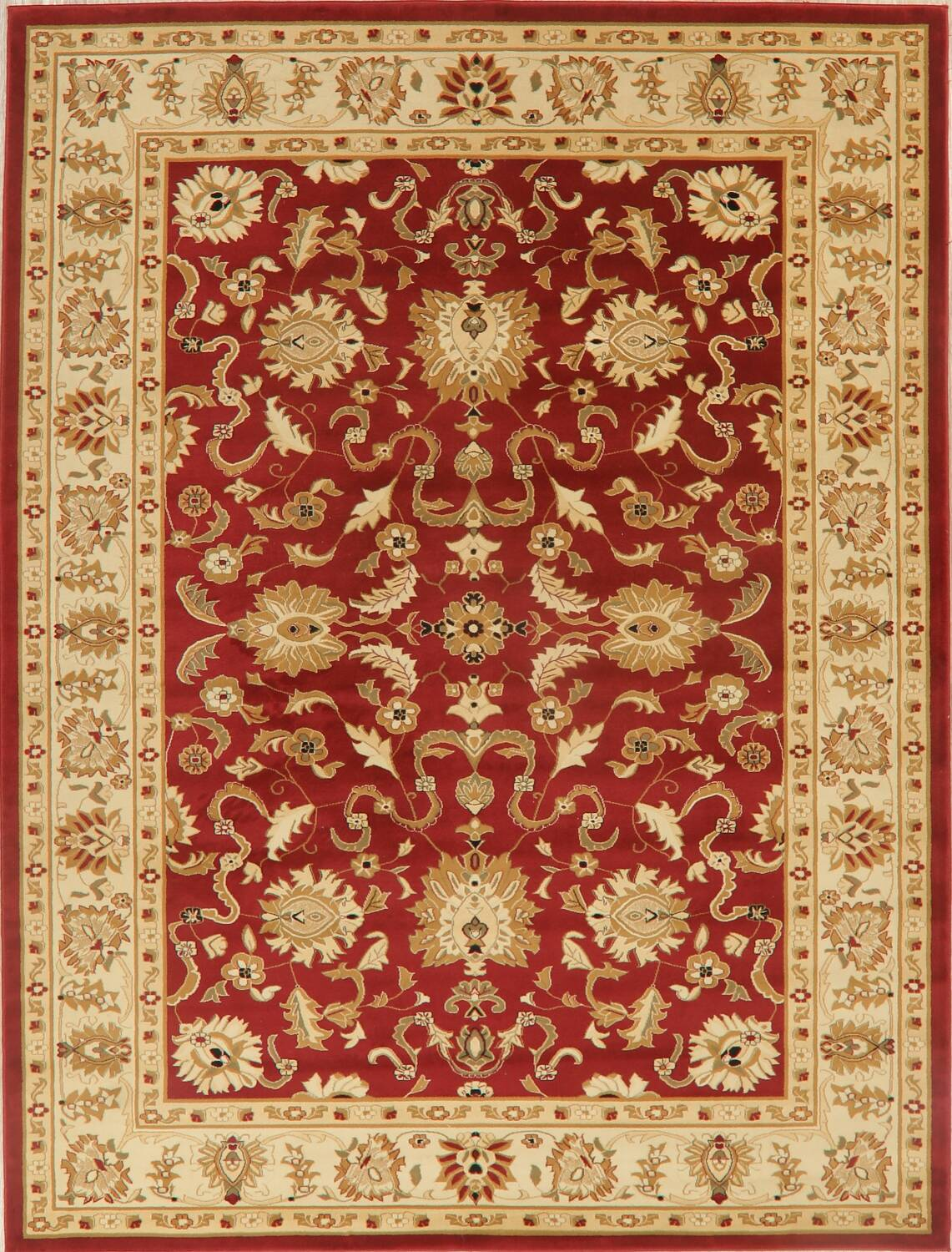 Floral Agra Oriental Area Rugs image 1