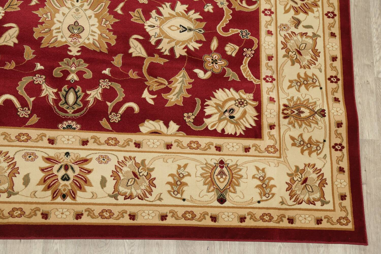 Floral Agra Oriental Area Rugs image 5