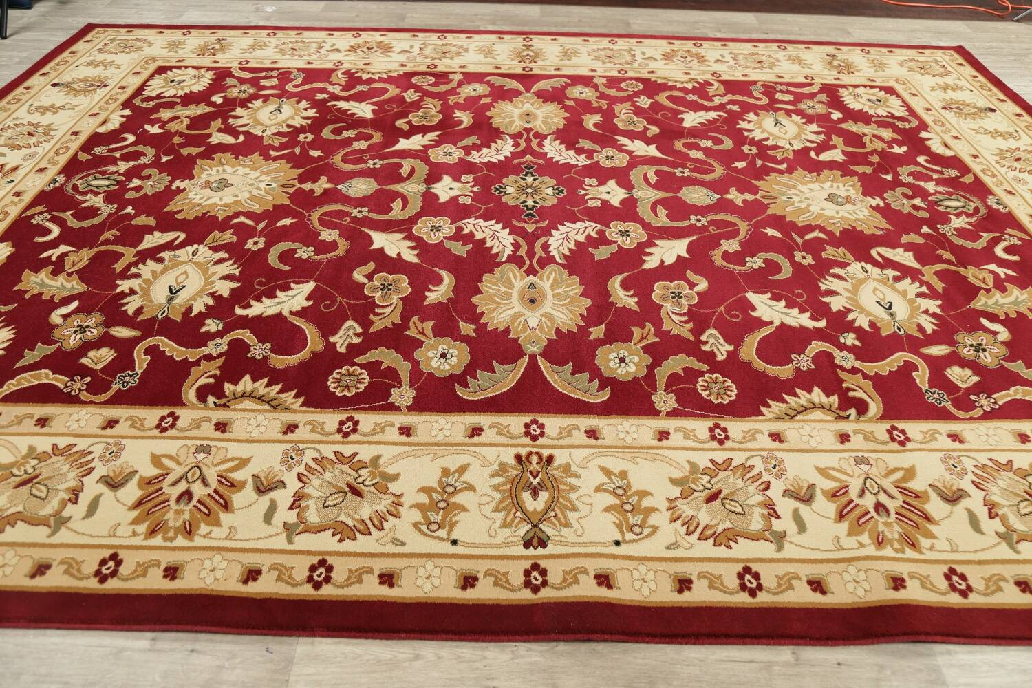 Floral Agra Oriental Area Rugs image 10