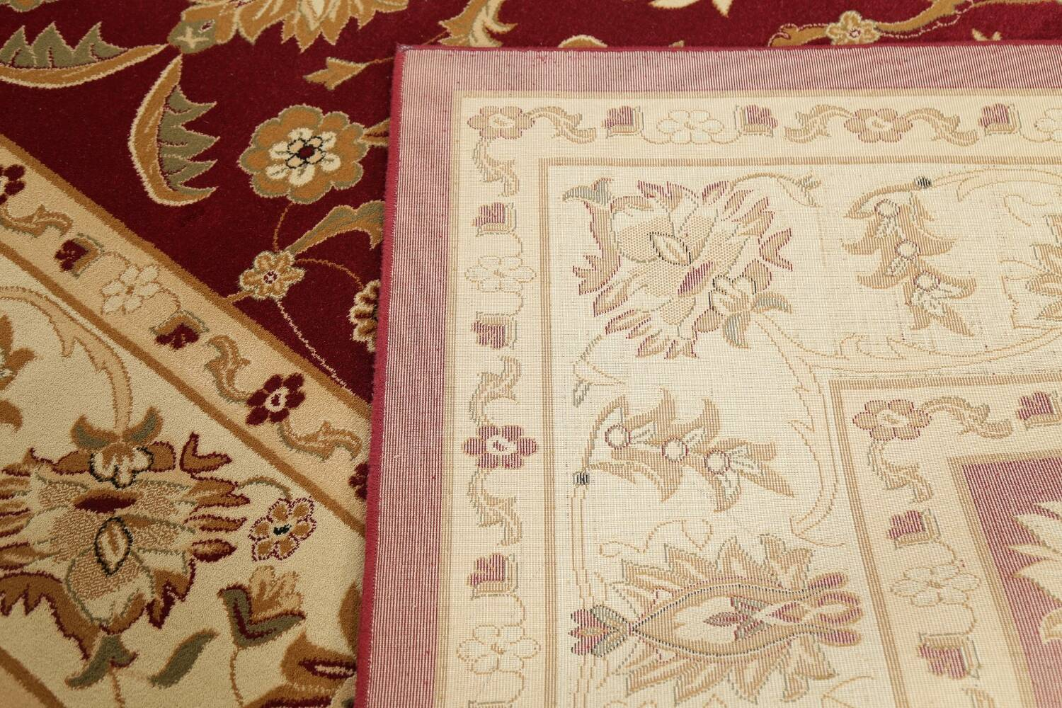 Floral Agra Oriental Area Rugs image 7