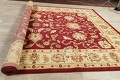 Floral Agra Oriental Area Rugs image 13