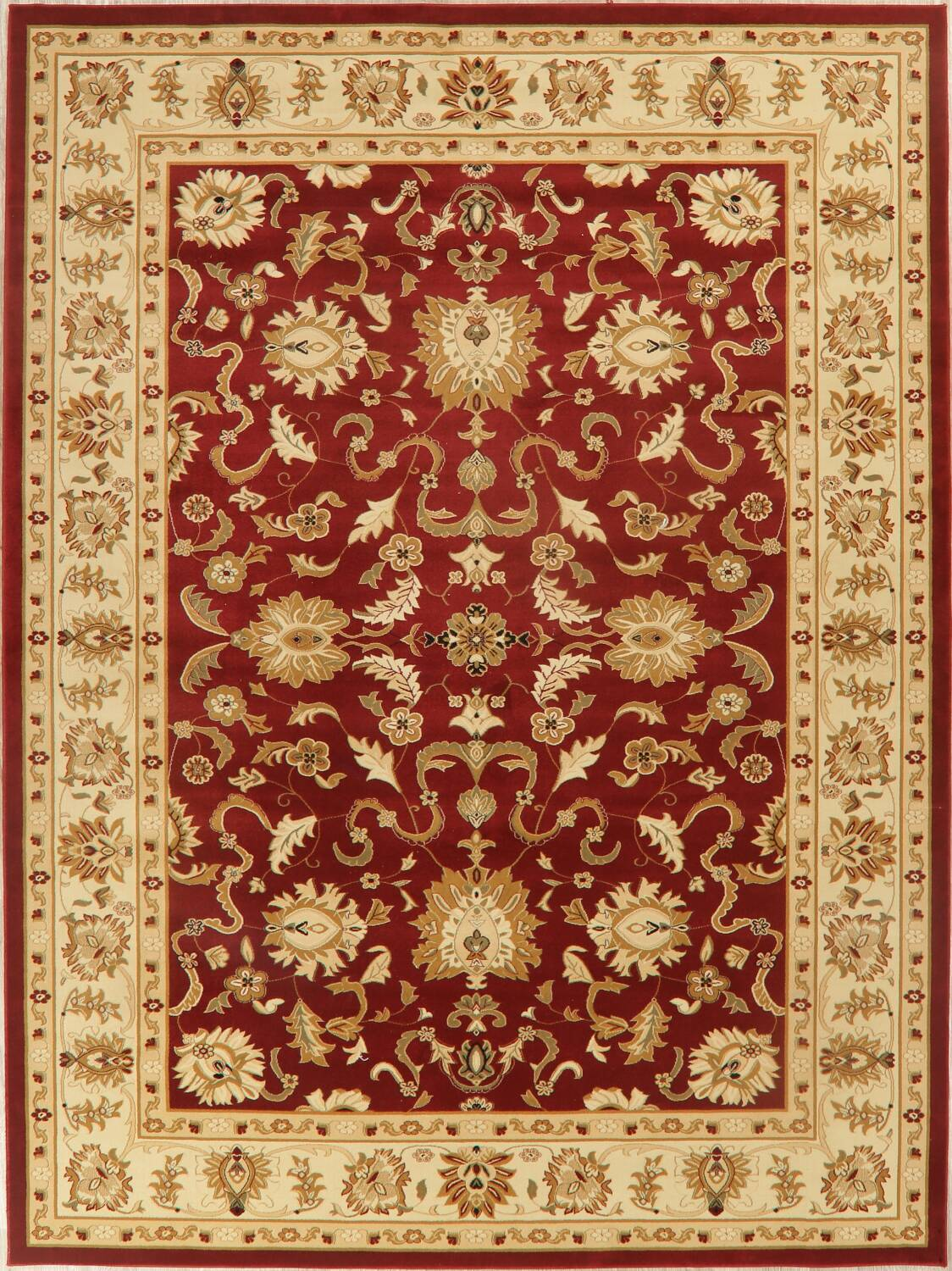 Floral Agra Oriental Area Rugs image 18