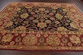 All-Over Floral Agra Oriental Area Rug 8x10 image 15