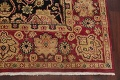 All-Over Floral Agra Oriental Area Rug 8x10 image 5