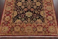 All-Over Floral Agra Oriental Area Rug 8x10 image 8