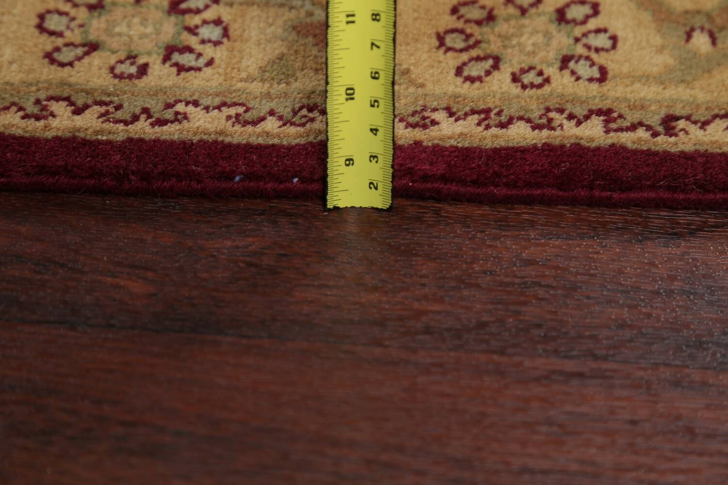 All-Over Red Oushak Oriental Area Rug 8x10 image 6