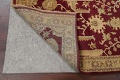 All-Over Red Oushak Oriental Area Rug 8x10 image 7