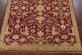 All-Over Red Oushak Oriental Area Rug 8x10 image 8