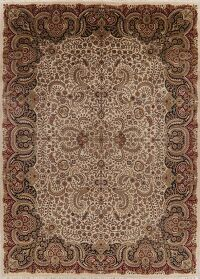 All-Over Floral Agra Oriental Area Rug 10x14