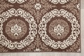 Beige & Brown Tuscan Chester Area Rug 5x7 image 5
