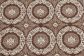 Beige & Brown Tuscan Chester Area Rug 5x7 image 3