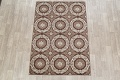 Beige & Brown Tuscan Chester Area Rug 5x7 image 2